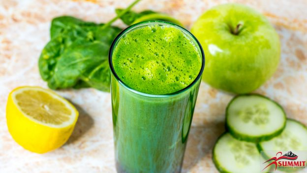 Cucumber Green Smoothie-1